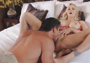 Julia Ann enjoys some matrimonial having it away