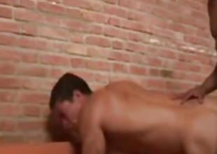 Hot Latino Joyful Having Hardcore Bareback Sex
