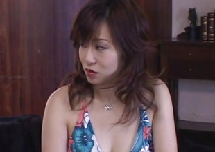 Hardcore experience be advantageous to sex Japanese AV Carve