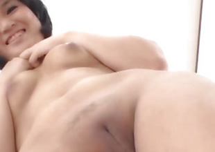 Saki Umita amazes with reference to their way copious in pussy and ass