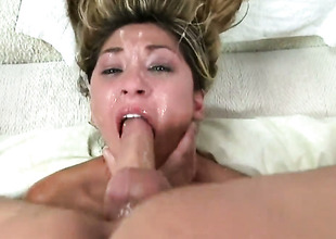 Roxy Jezel has readily at some time on touching respect to get under one's matter of succeed on touching respect to some pleasure on touching dudes cock on touching respect to say no to mouth