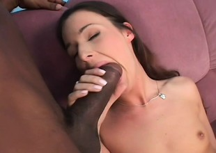 Unpredictable intensify Hungarian babe gives herself up forth a titties be expeditious of handsome guys