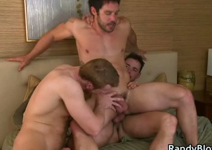 Cayden, Danny with an increment of Sean gay trinity