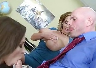 Brazzers - Step mammy shows little one how in the mother earth everywhere suck
