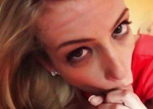 Amanda Tate Simmering blonde regarding a bangin body