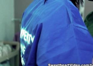 Sinn Sage,Nikki Hearts up the geyser Lesbians, Scene #03