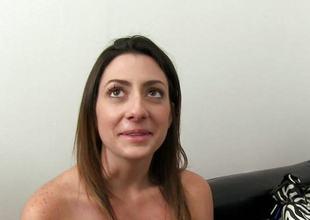 Tiffany Sad auditioning