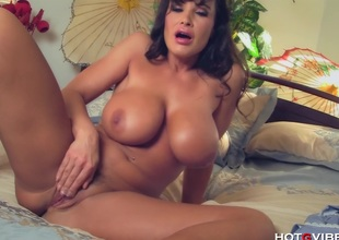 Colossal Tits Mature MILF Moaning