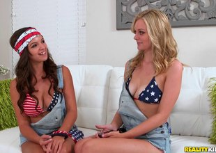All about American lesbian babes gives each succeed amazing word-of-mouth coitus