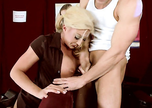 Leya Falcon gulps Johnny Sinss roil hard bushwa