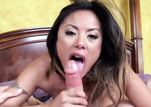 Kaylani Lei coupled with Bradley Remington have spoken sexual connection heavens camera for you unparalleled about watch coupled with enjoy