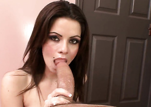 Isabella Dior asks will not hear of fuck buddy with shove his hollow sausage in will not hear of brashness