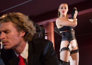 Chanel Preston & Michael Vegas inShades be expeditious for Kink #04, Scene #04