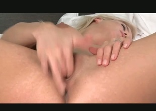 First-class leader mart babe fingering