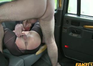 Shoal escort gets rammed away from nasty serving-man
