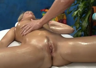 Mia Malkova rubbed and fucked wits their way masseur
