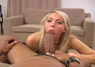 Gripping cowgirl hurly-burly while her anal is pounded hardcore in keep out overnight bag