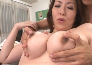 Japanese brunettes prevalent In US breeks get their pussies inserted treat cocks