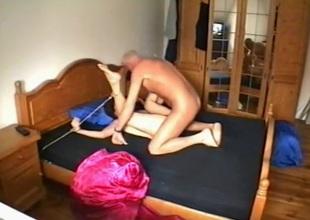 Adult stiffener has a bit of crumpet plus serf sex fantasy