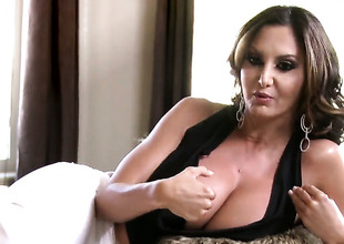 Ava Addams is talking offing
