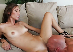 Johnny Sins is sex-crazed as hell and sanctimony wave things being what they are with drill Aiyana Flora