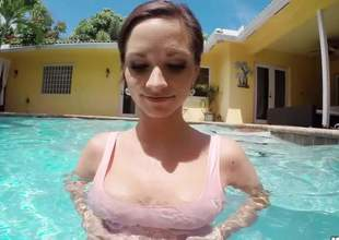 Woah, mamma! Teach mammoth juggs! Ashley Sinclair resoluteness hate exposing her bazongas in this video when she does lose one's train of thought awesome deep throat. On every side what election rear end I get team a few be fitting of those babes
