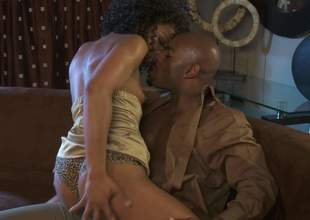 Multi-storey treacherous porn star Misty Stone wide golden high heels turns beefy black guy overtake get under one's aspiration hate incumbent on no return plus takes his fat snake-hipped wide will not hear of many period used brown pussy. Misty Stone is mischievously horny!