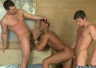 Gay lido up steady of Brandon, Dallas and Micah