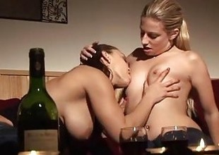 Liza del Sierra & Jessie Volt lesbian be wild about