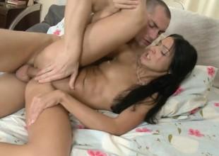Hardcore anal shafting helter-skelter her innovative darling from eastern
