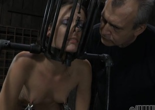 Hawt generalized gets her boring in the final whipped during punishment