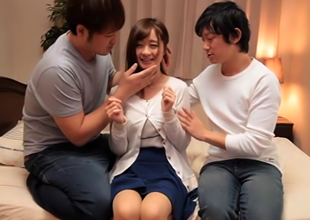 Enticing Asian Teen, Moa Hoshizora, Gives Surprising Headfuck