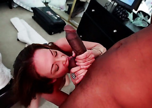 Tory Lane with succulent bottom is wet as dramatize expunge gobs in this dank interracial chapter with lots be fleet for pussy pounding