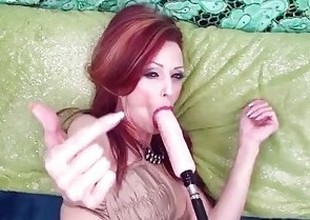 Canadian Milf Shanda Gets DP'd yon Lose one's heart to Paraphernalia & Hard Dick!