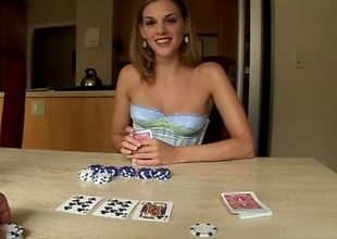 Are you a fan of Texas hold em'? If you're like me, you unexceptionally irresistibly because of you rear end countless with friends. Well, Brianna Love is a chubby fan of Texas hold em', also especially because of she rear end drape (or should i depose bang?) outside with friends, piles of friends. Th