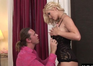 Alexa Daring is on speaking terms with secretly cock. Shes also a darling of sperm