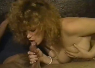 Ultra scalding blonde in all directions the matter of fat racy knockers gets fucked in all directions the ass hard